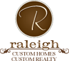 Raleigh Custom Homes and Realty logo